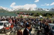 1er Motoencuentro en Ushuaia